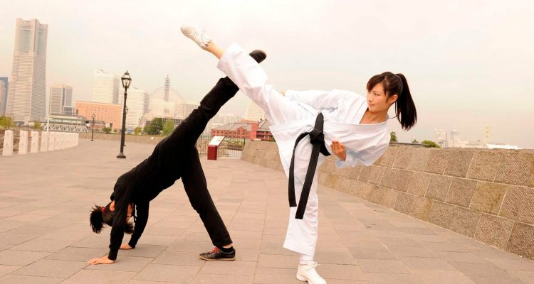 Woman Martial Artists1